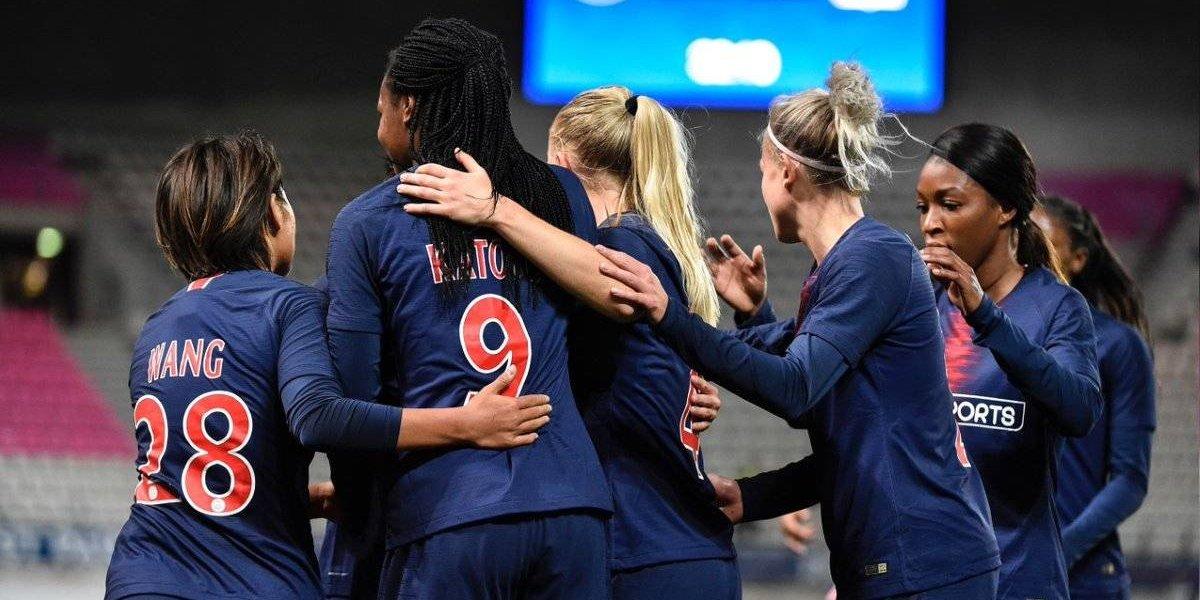 Tiane Endler se mete en la elite del fútbol femenino: alcanzó cuartos de final en la Champions
