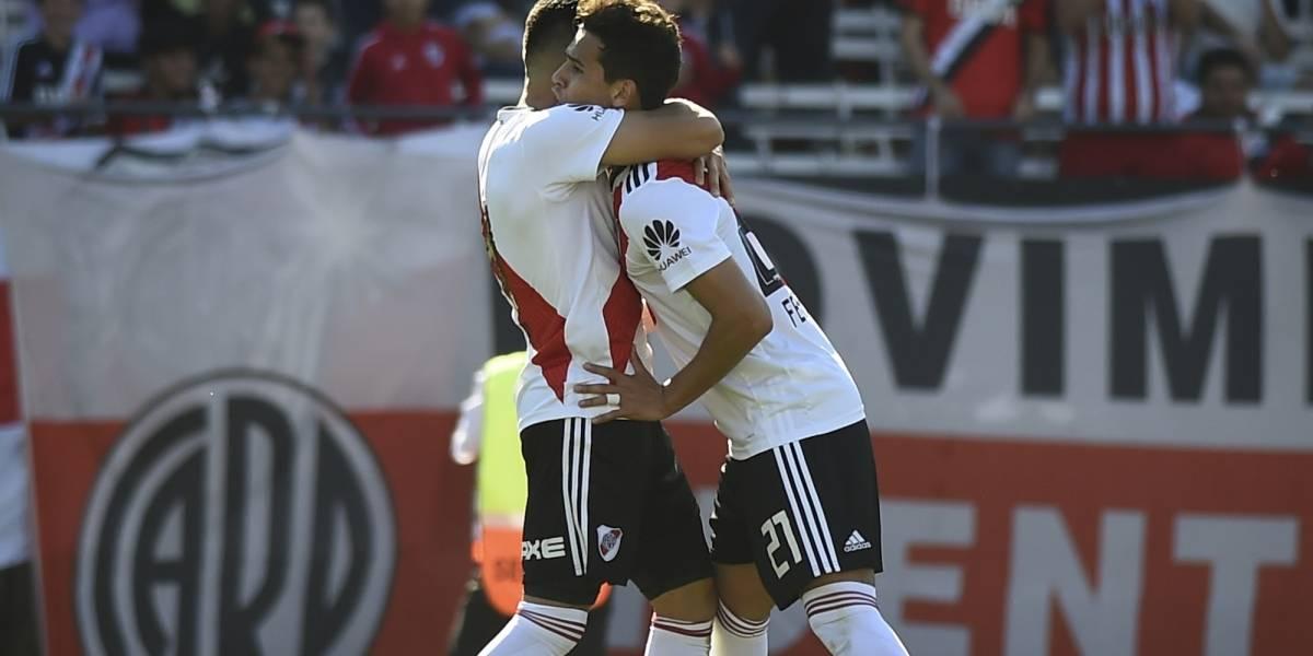 Peligra pase de River Plate a la Final de Libertadores por culpa de su DT