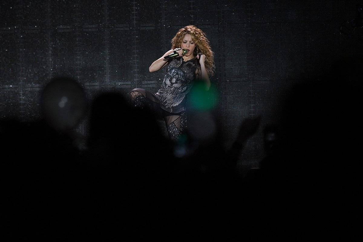 Shakira / Jorge Sánchez C.
