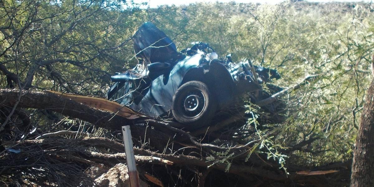 Rescatan a mujer que estuvo 6 días en desierto de Arizona