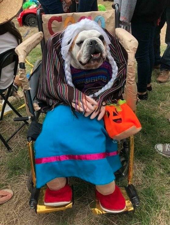 La abuela Coco