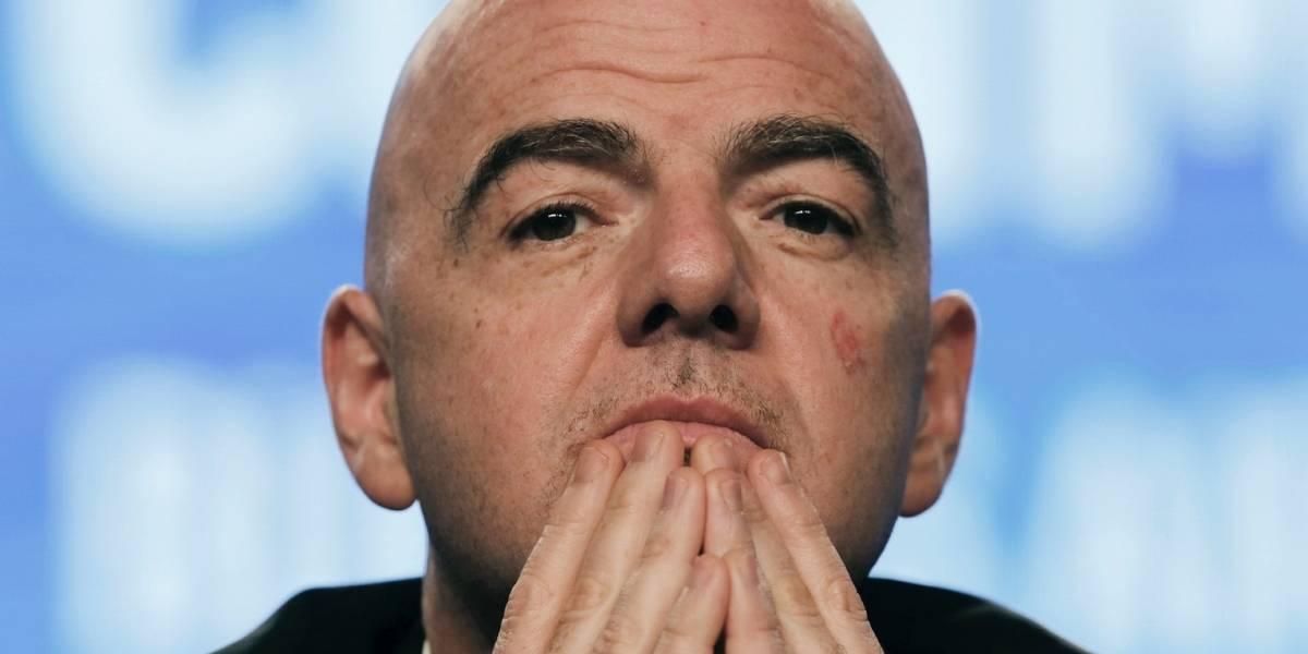 FIFA plantea a Catar compartir la sede del Mundial 2022