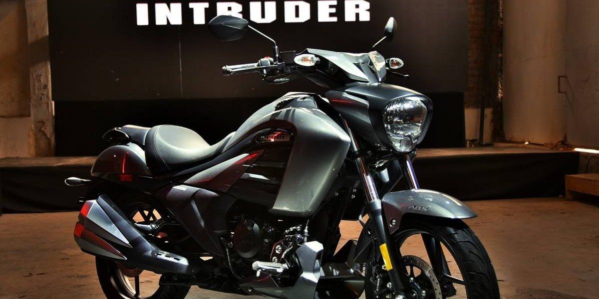 Llega la nueva Intruder 150 de Suzuki Motos