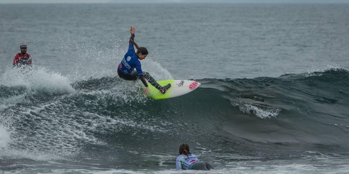 Las chilenas que buscarán el título en el Mundial de surf femenino que arranca este jueves en Pichilemu