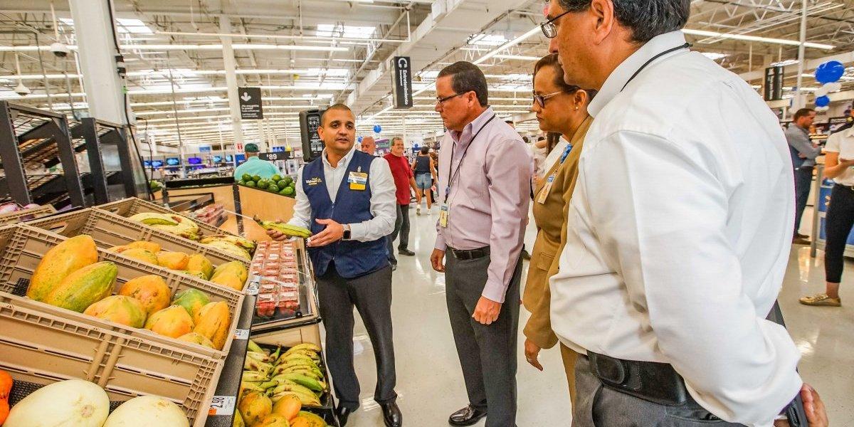 Walmart invierte 5.9 millones en remodelación de su tienda en Bayamón