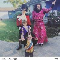 Famosos Halloween