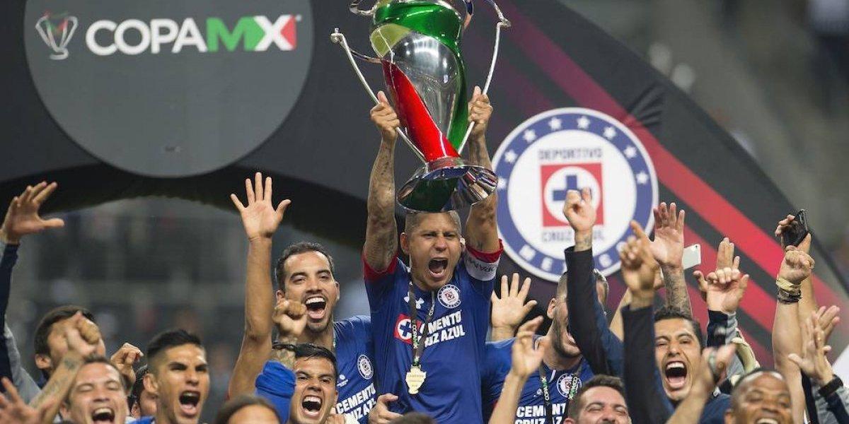 Cruz Azul se corona en la Copa MX (Video)