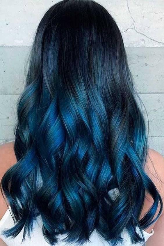 tintes de cabello fantasia