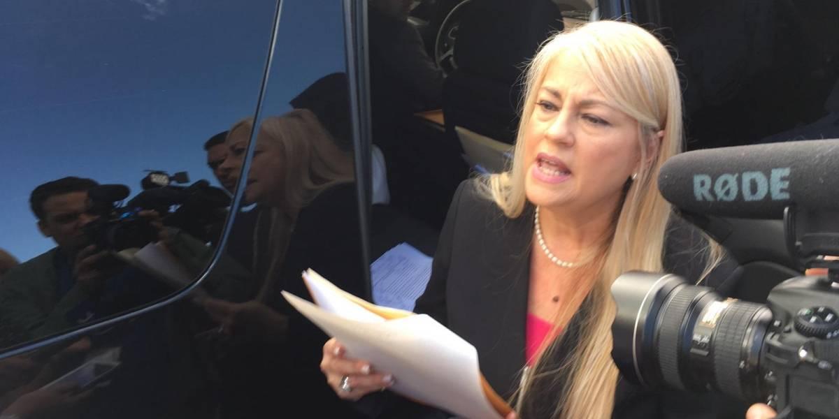 Presidenta del FEI defiende sus investigaciones, tras crítica de Wanda Vázquez