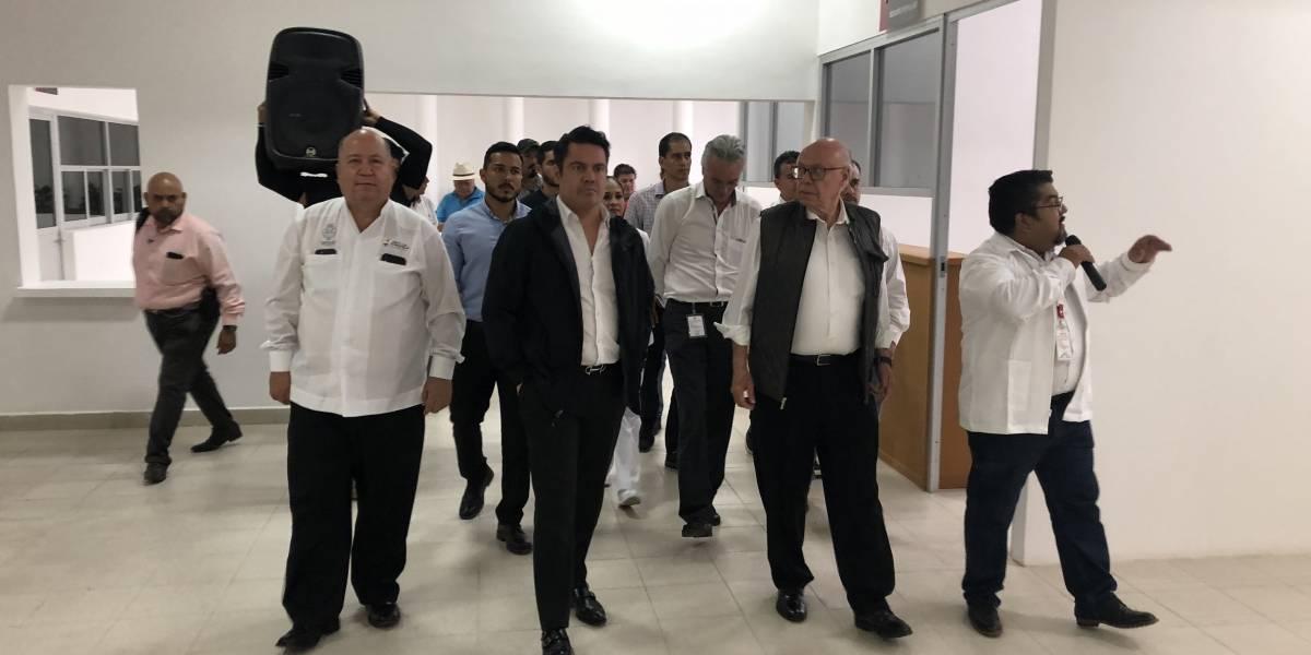 Inauguran el Hospital Geriátrico de Jalisco, costó 424 mdp