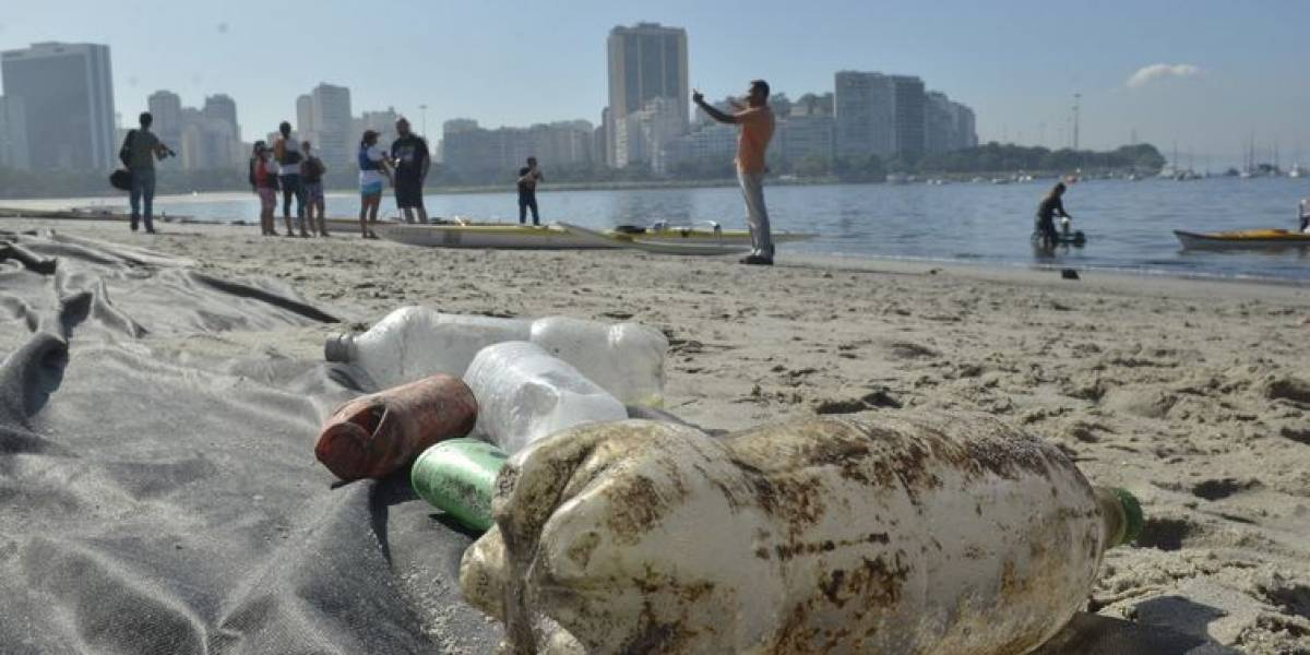 Três em cada quatro praias paulistas estão impróprias para banho