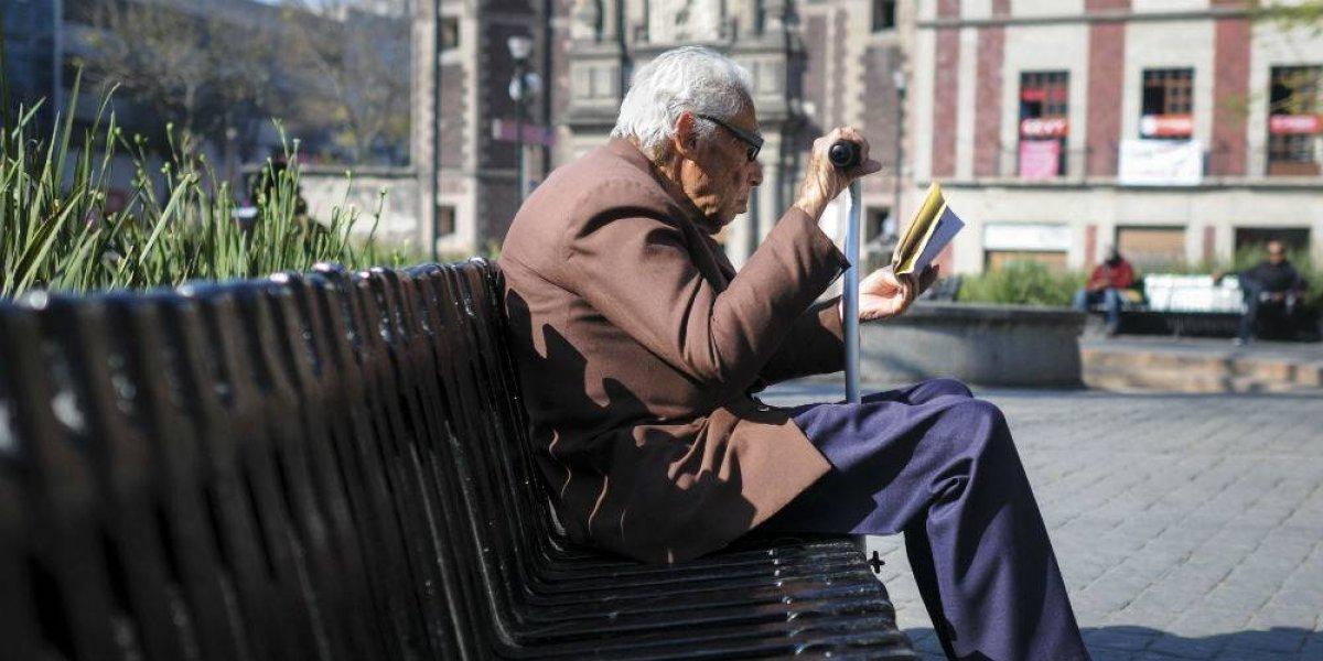 El olor a anciano lo producimos desde los 30 años