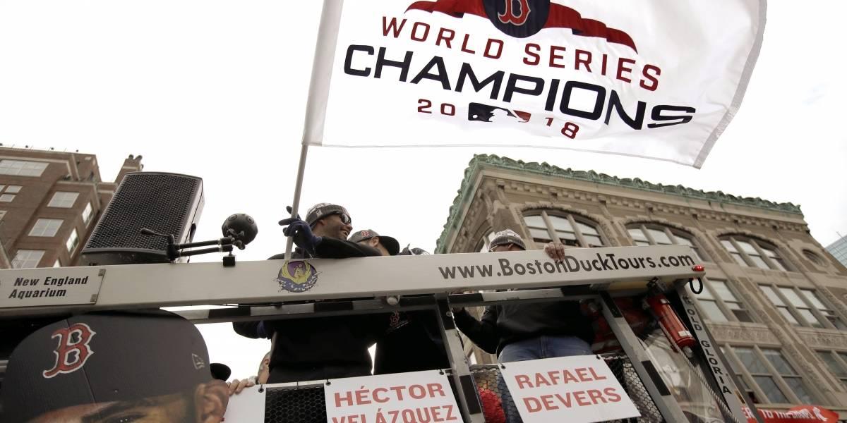 Red Sox no saben si visitarán Casa Blanca