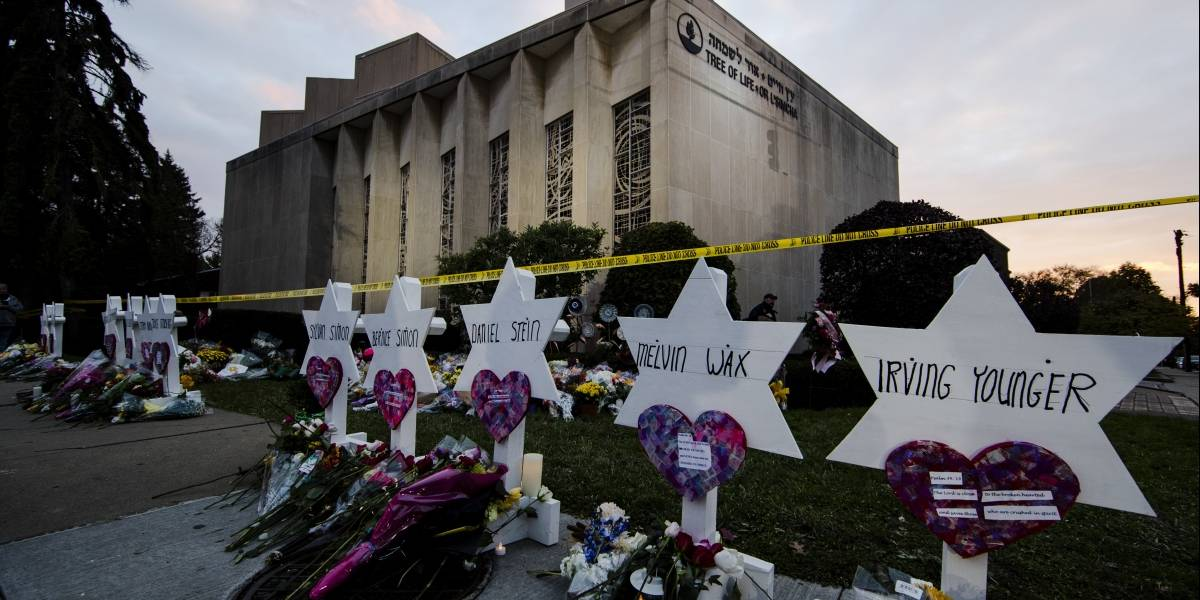 Sospechoso de masacre en sinagoga se declara inocente