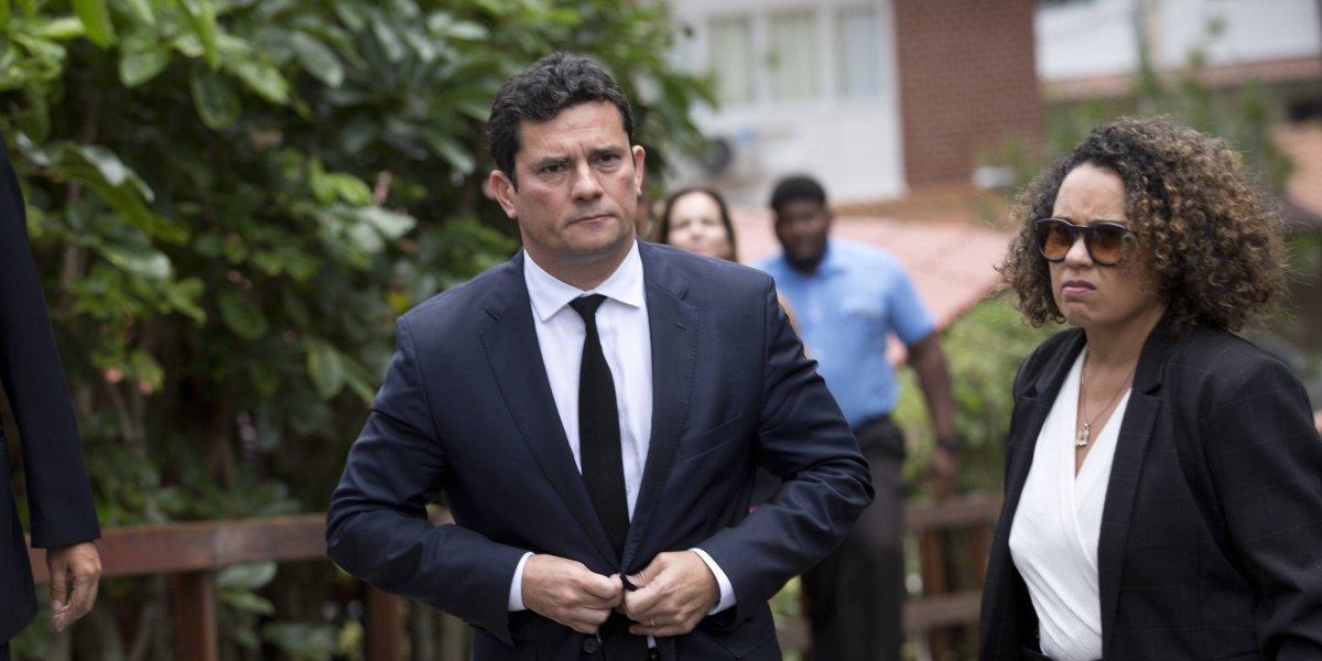 Juez Moro guiará combate a la corrupción en Brasil: Bolsonaro