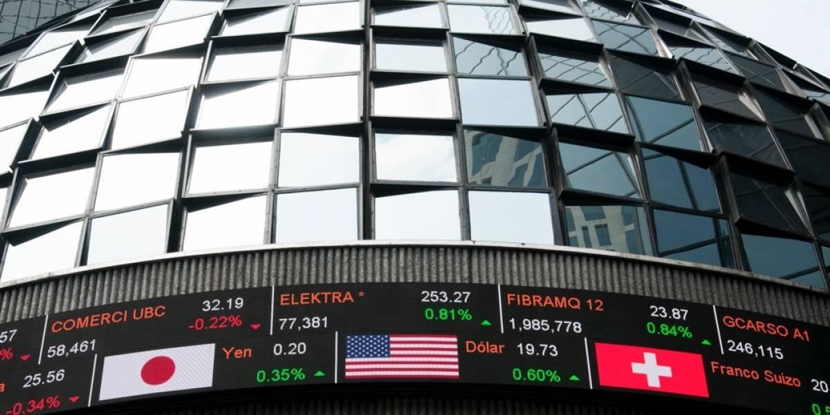 Bolsa Mexicana de Valores logra mayor alza desde diciembre de 2014