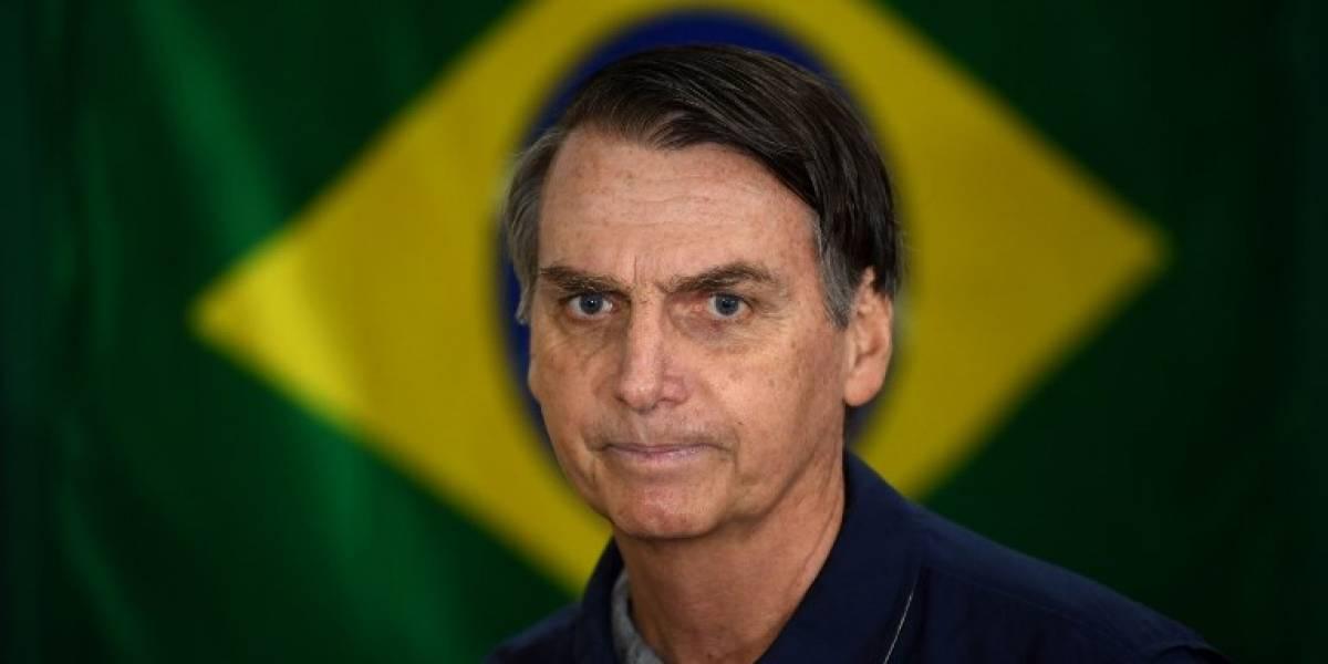 Bolsonaro, decidido a trasladar a Jerusalén la embajada de Brasil en Israel