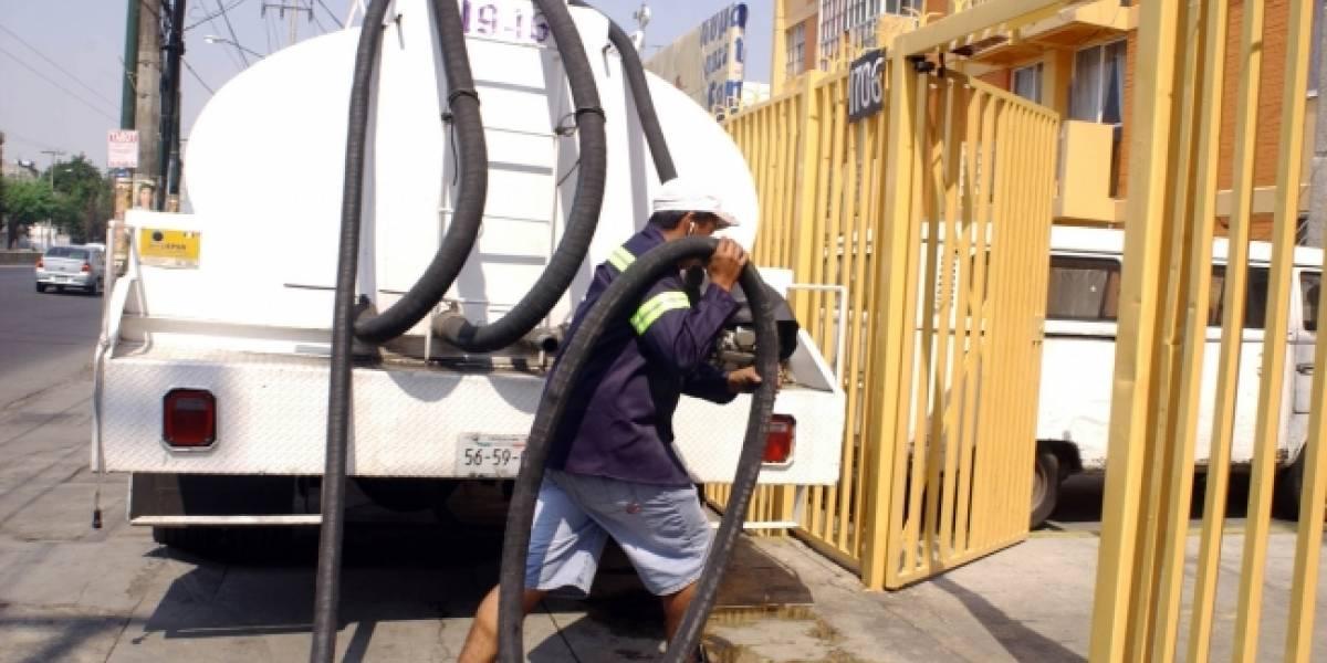 Gobierno capitalino emite recomendaciones sanitarias ante corte de agua