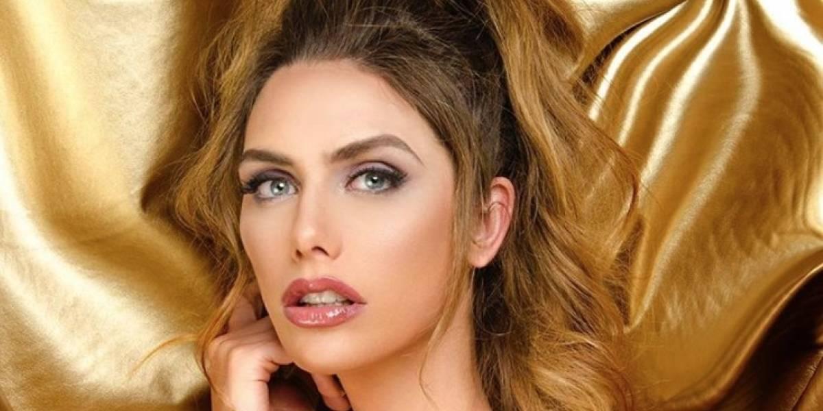 Así luce Miss España sin maquillaje