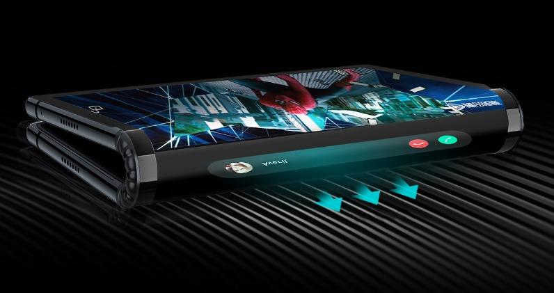 Este es el primer celular plegable en la historia que saldrá al mercado