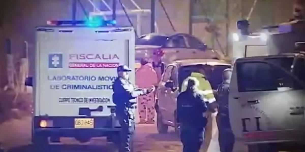 Encuentran cuerpo de un hombre dentro de una maleta en Bogotá