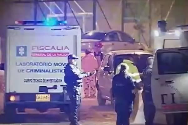 Autoridades encuentran cuerpo de un hombre dentro de una maleta en Bogotá
