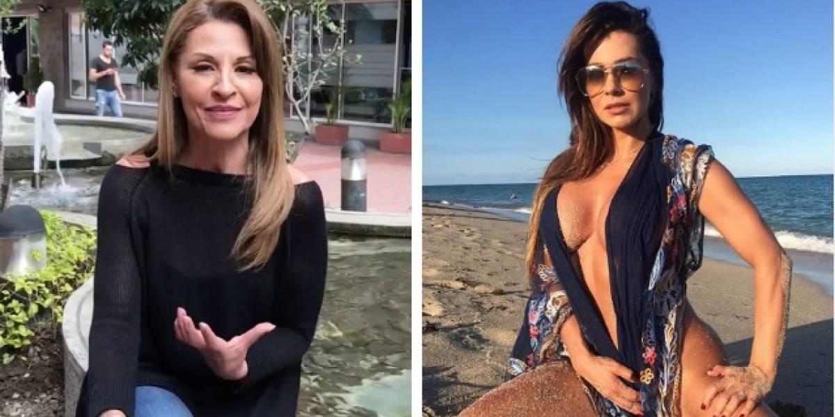 ¿Amparo Grisales le cumplirá fantasía a Esperanza Gómez?