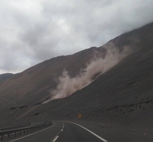 Sismo de mediana intensidad afectó a la región de Atacama