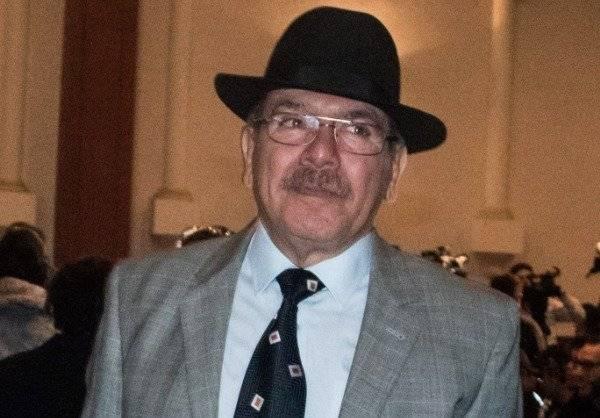 Sergio Rubén Samaniego, encargado de la construcción de Santa Lucía Foto: Cuartoscuro