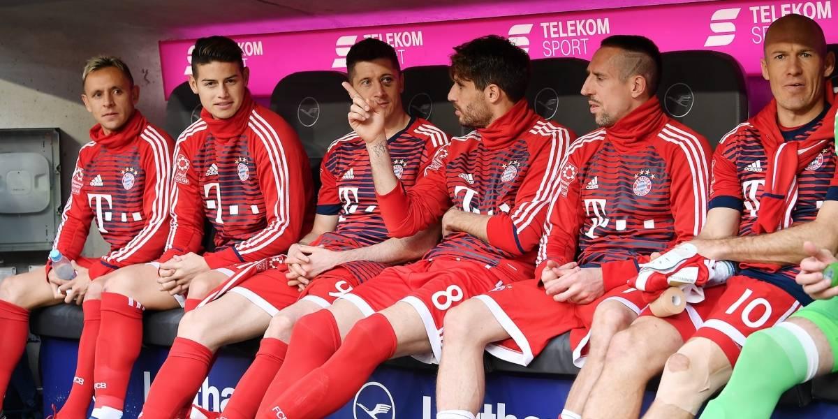 Polémica por el disfraz de un jugador del Bayern