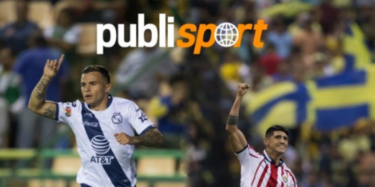 Con esperanzas Puebla y Chivas para acceder a Liguilla