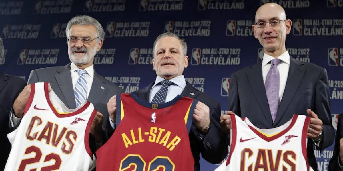 Cleveland será sede de Juego de Estrellas de la NBA en 2022