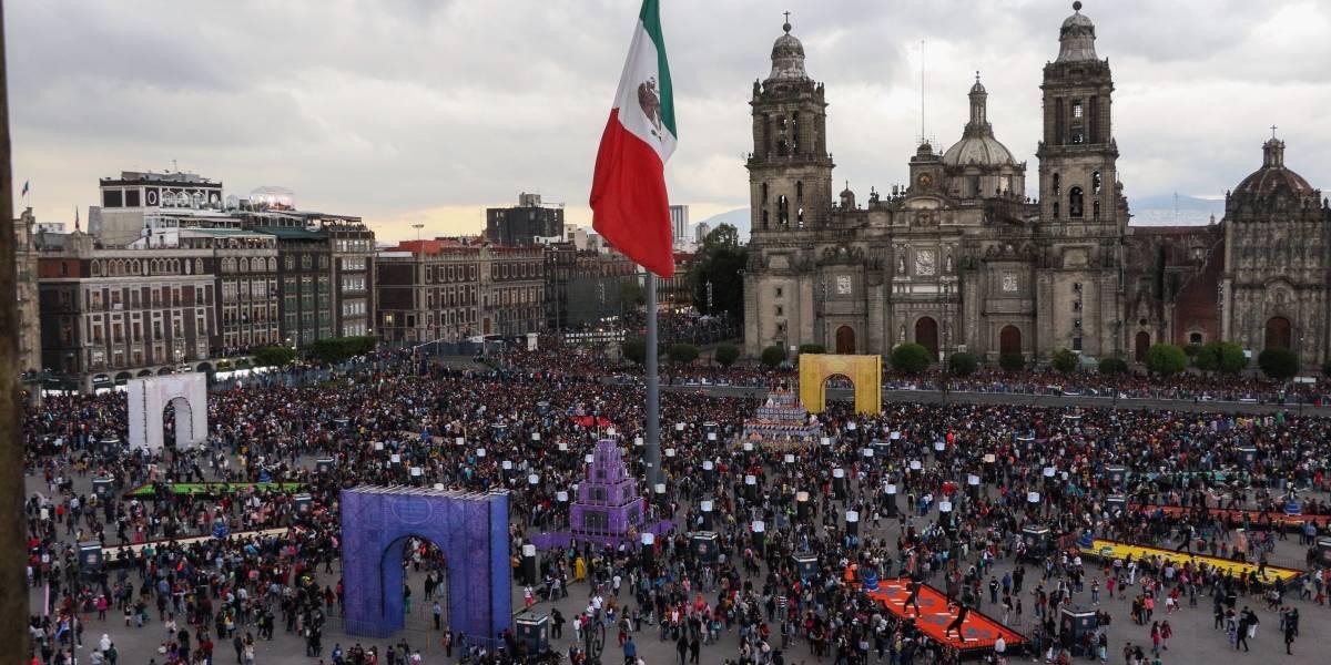 Alternativas viales por festejo de Día de Muertos en el Zócalo