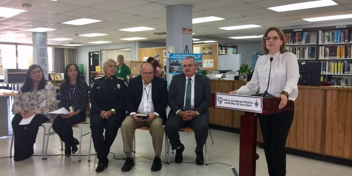 San Juan comenzará academia para nutrir de nuevos efectivos su policía municipal