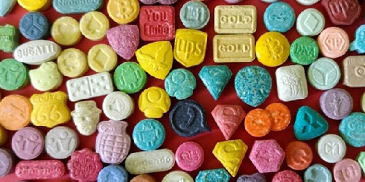 Depósito de drogas tinha 120 litros de lança-perfume, cocaína, maconha e ecstasy