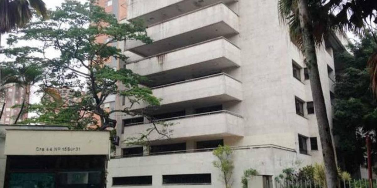 Vea la implosión del edificio Mónaco, uno de los emblemas de Pablo Escobar