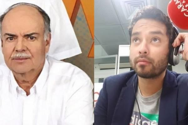 Iván Mejía lanzó un picante comentario contra Steven Arce