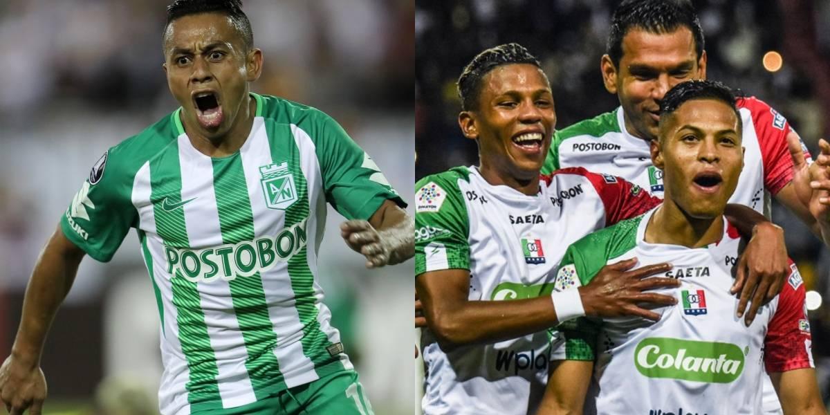 """Atlético Nacional vs. Once Caldas: ¡""""Queremos la Coooopa""""!"""