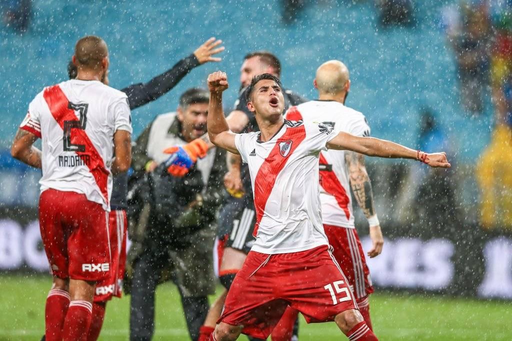 River Plate ganó en cancha, pero debe esperar un fallo de la Conmebol para certificar su presencia en la final de la Copa Libertadores 2018 / Foto: Getty Images
