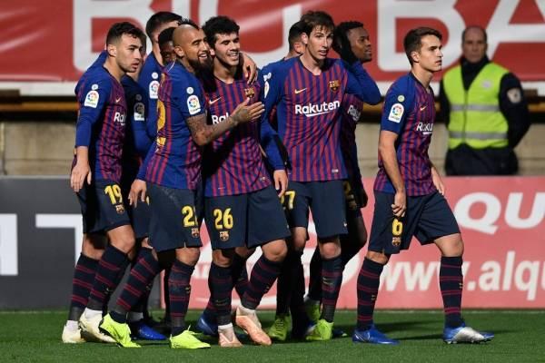 Valverde asegura que aún es muy pronto para que regrese Messi