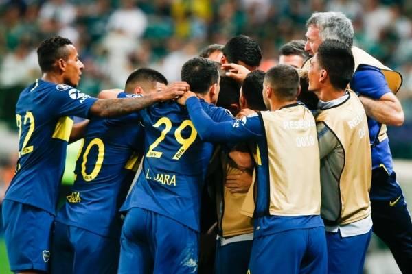 Boca Juniors está instalado en la final de la Copa Libertadores 2018. Puede enfrentar a su archirrival River Plate en una histórica definición / Foto: Getty Images