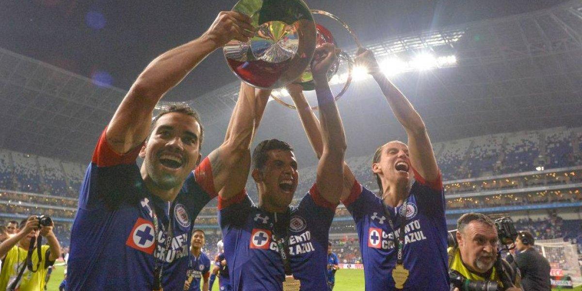Igor Lichnovsky grita campeón con el Cruz Azul y obtiene su segundo título en México