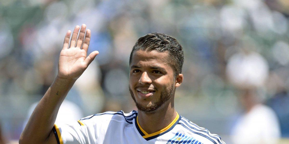 Giovani dos Santos, en el Top 3 de los jugadores mejor pagados de la MLS