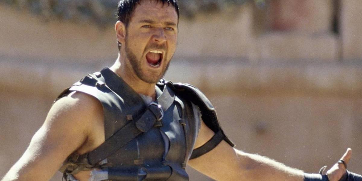 Ridley Scott trabaja en secuela de Gladiador