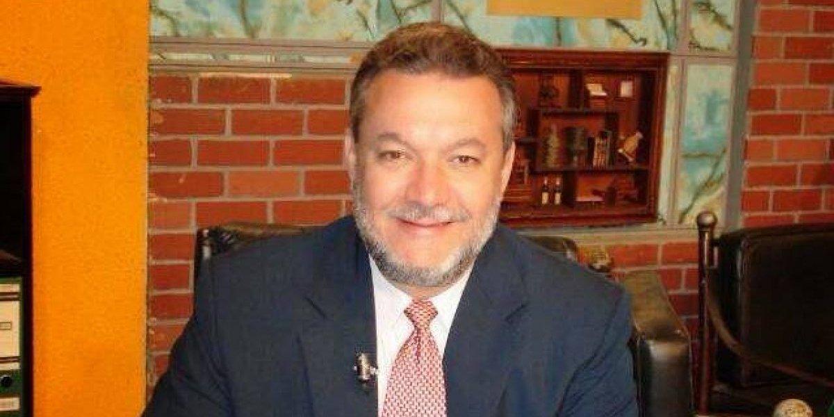 Guillermo Saleta es Presidente de Ceremonial Exaltación