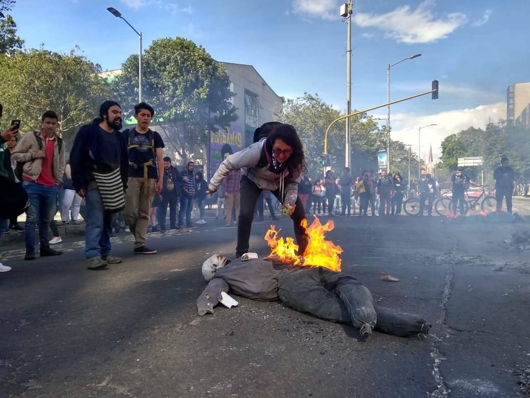 grave situación de orden público en el norte de Bogotá Juan Pablo Pino- PUBLIMETRO