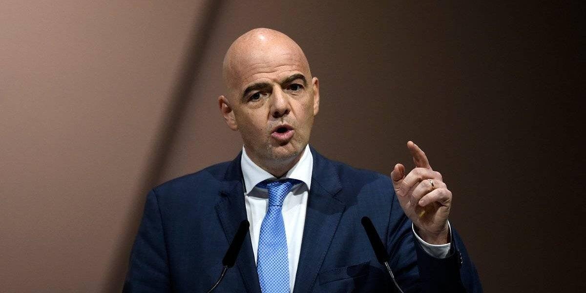 Expansión de la Copa del Mundo es posible para 2022