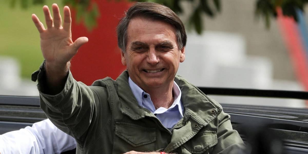 """Jair Bolsonaro: """"Israel tiene derecho a elegir su capital"""""""