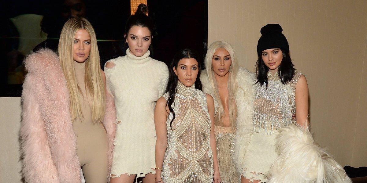 FOTOS. Las Kardashian se disfrazan de atrevidos ángeles de Victoria's Secret