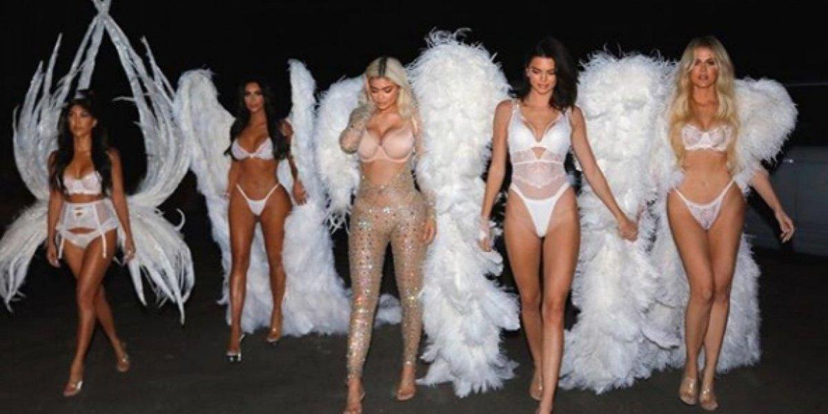Las Kardashian retan a los ángeles